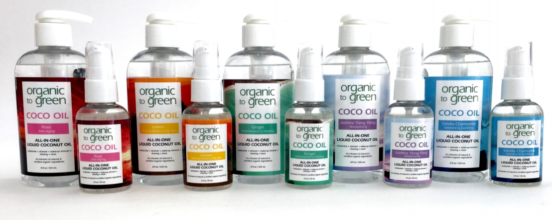 New oils