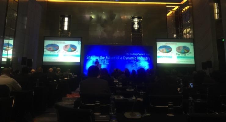 Coatings Summit 2017 Held in Shanghai