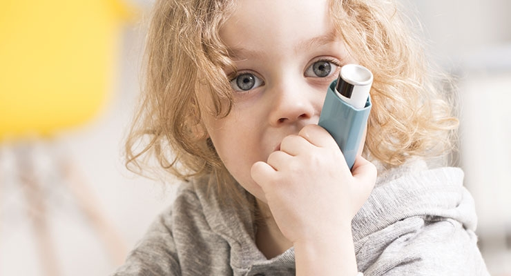 What is behind the growing prevalence of asthma?