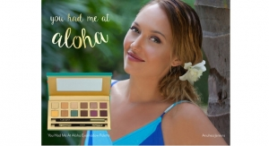 Cargo Cosmetics Recruits A Hawaiian Singer