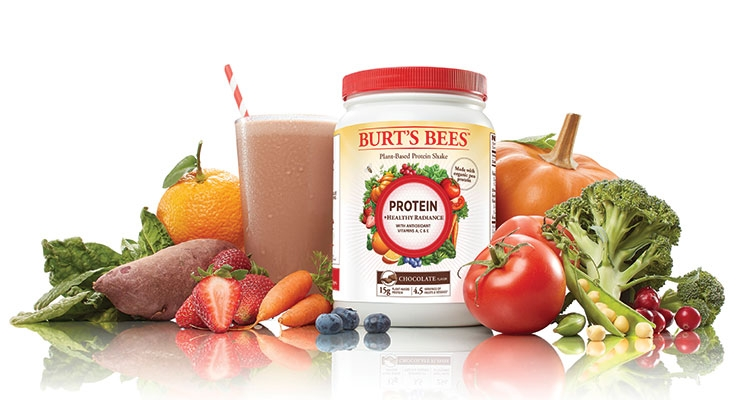 Burt's Bees Adds Plant-Based Protein Shakes