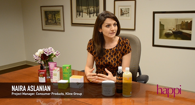 The Natural Personal Care Market