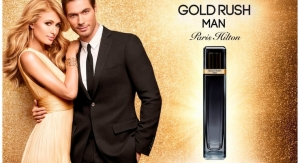 Parlux & Paris Hilton Launch Gold Rush Man