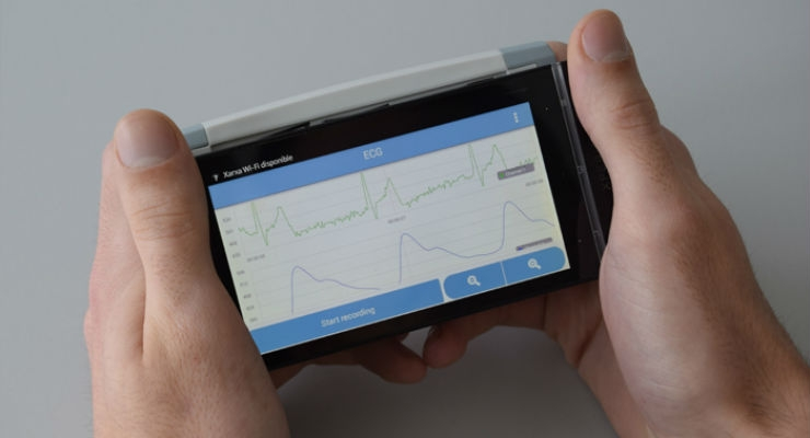 New ECG System Pre-Diagnoses Heart in Under a Minute