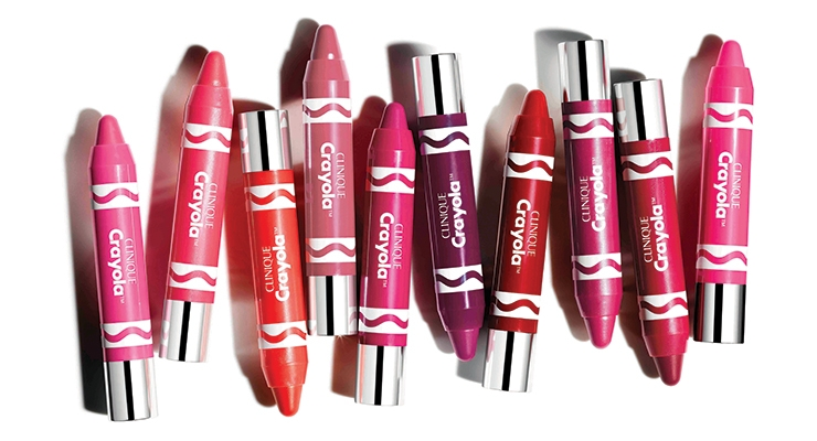 Crayola for Clinique Chubby Sticks for Lips