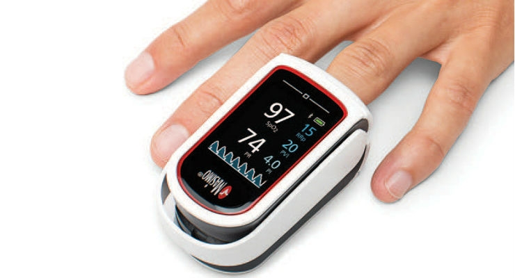 Masimo Announces CE Marking of Respiration Rate Measurement on MightySat Rx
