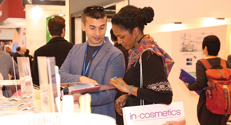 Thousands of industry executives will flock to London's ExCel to learn more about the new ingredients driving the global cosmetics industry.