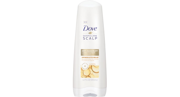 Dove is sporting a new  anti-dandruff collection.