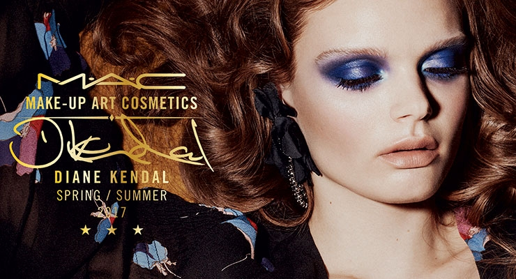MAC Cosmetics tapped makeup artists like Diane Kendal for new products.