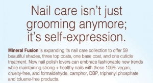 Mineral Fusion Looks Into Nail Care