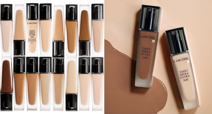 Lancome's Campaign Promotes Diversity & Its 40 Foundation Shades