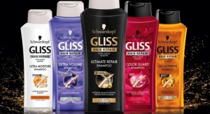 Schwarzkopf Brings Gliss Line To US