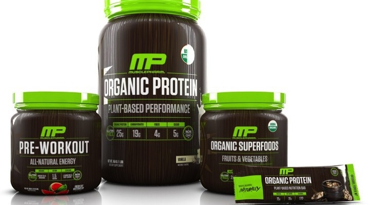 MusclePharm Launches Natural Series