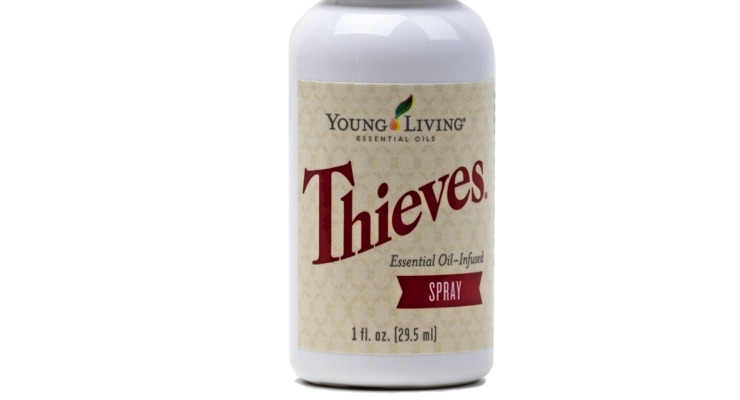 Freshen Up With Thieves Spray