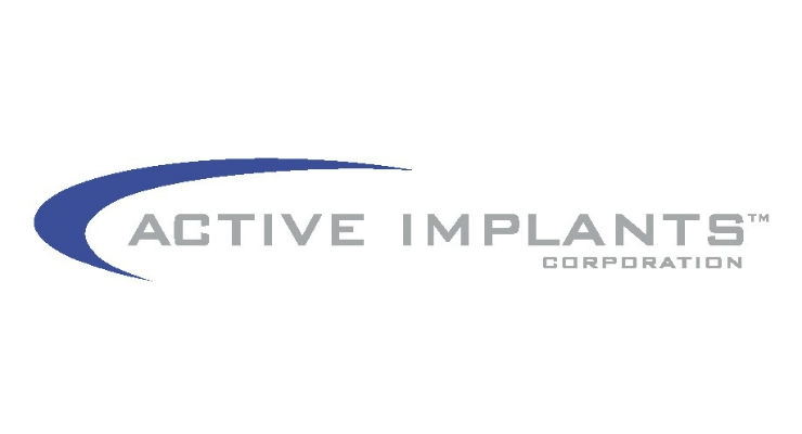 Active Implants Secures Financing for Artificial Meniscus