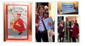 Perfumed Plume Hosts Book Reading at Joya Studio