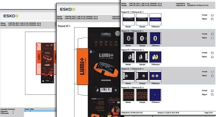 Esko announces Prepress Innovation Tour '17