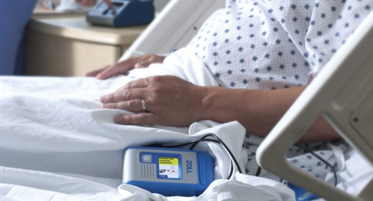 ZOLL Hospital Wearable Defibrillator Receives Premarket Approval from the FDA