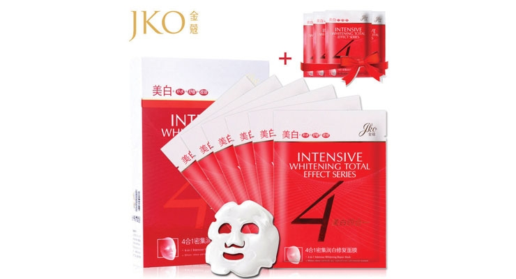 Facial Sheet Masks— A Market Grows With Diversification