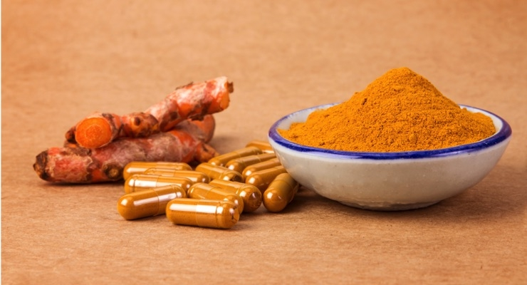 Research on Curcumin, Ginkgo, Chamomile, Pomegranate and More