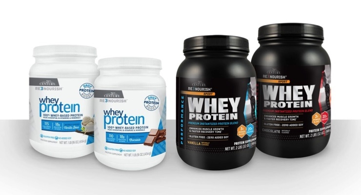 Whey protein research paper