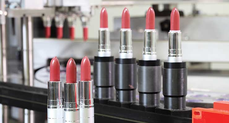 Reason to smile. Color cosmetics can be a  beautiful category for contract manufacturers.