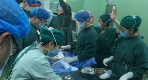 First British-Developed Hip Implant Used in China