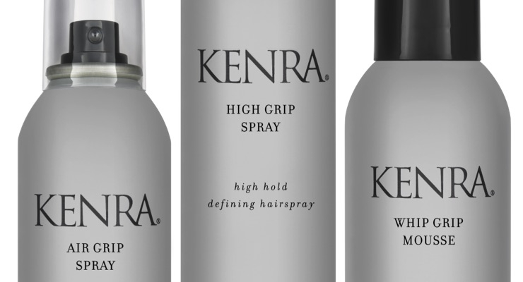 Get A Grip With Kenra