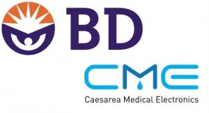 BD Completes Acquisition of Caesarea Medical Electronics