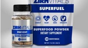 Zirh Expands Into Supplements