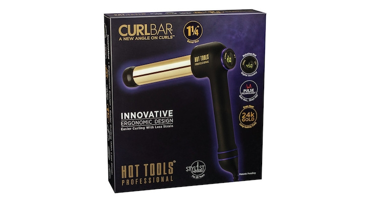 Hot Tools Professional Launches CurlBar Styler