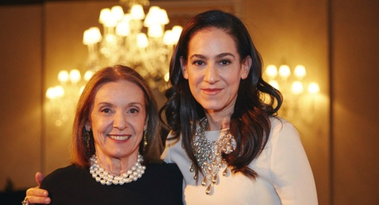 Carlotta Jacobson, Jane Lauder