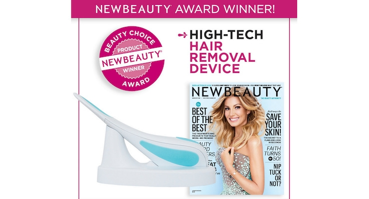 Dermaflash Wins Beauty Choice Award