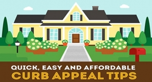 Quick, Easy and Affordable Curb Appeal Tips