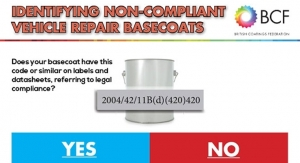 British Coatings Federation Drives Major Non-Compliance Campaign