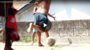 Brazilian Ingenuity Inspires AkzoNobel to Create Sports Areas for Favela Kids