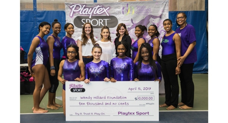 Playtex Sport Introduces Compact Tampon