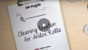 Mark Andy tackles anilox roll cleaning
