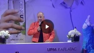 UPM Raflatac hosts Fashion Show at Labelexpo