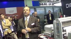 Mark Andy showcases Digital Series at Labelexpo Europe