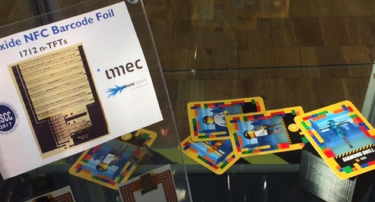 Printed Electronics on Display at LOPEC 2017
