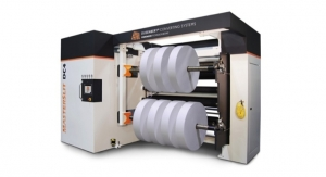 Parkinson Technologies to Launch New Slitter Rewinder