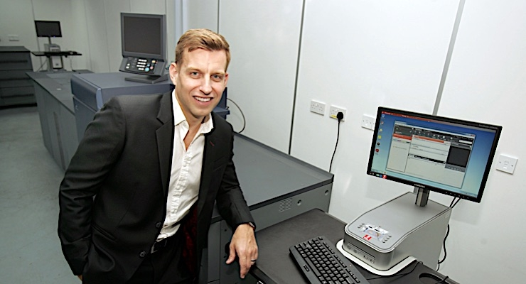Andy Barber is the chairman of PROKOM.