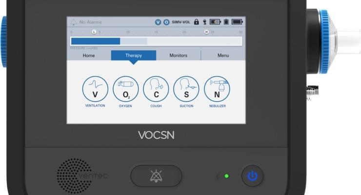 FDA Clears Ventec Life Systems' VOCSN