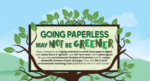 Going Paperless May Not Be Greener