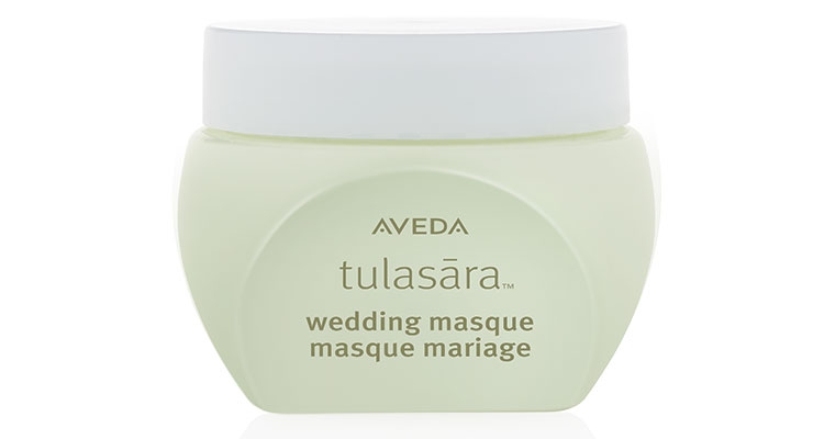 Jars for Aveda's Tulasara™ Wedding Masque and Eye Masque are made from 100% PCR PET. (For details on this line of packaging, please see Aveda article on page 44 in this issue.)