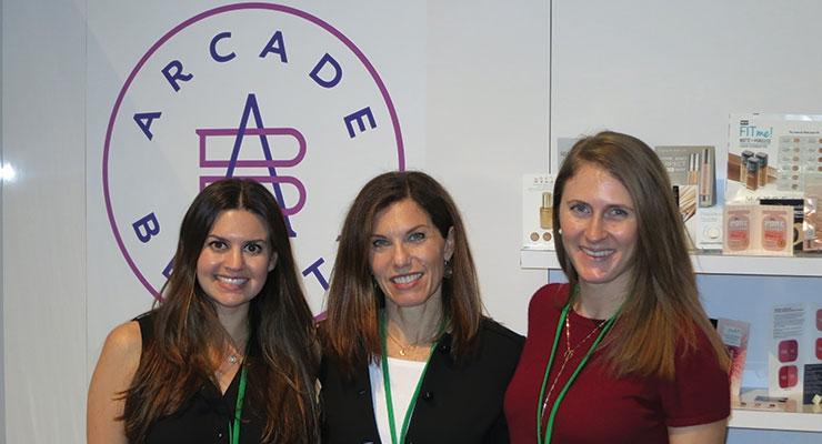 MakeUp in LA: Arcade (L-R): Chelsea Stewart, Laura Freedman, Taylor Ryan