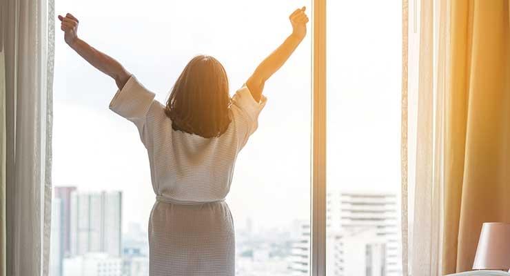 Balancing Mood & Sleep in a Turbulent World