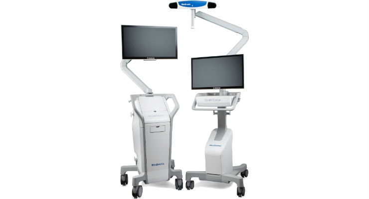 Medtronic Launches Advanced StealthStation for Neurosurgery