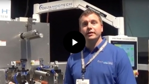 Delta ModTech talks finishing at Labelexpo Americas